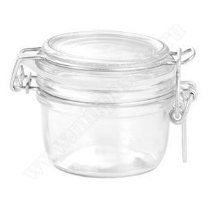 Банка для сыпучих продуктов «Фидо» 200 мл Мир Посуды - все для баров и рестаранов, посуда оптом. REW8TWV3