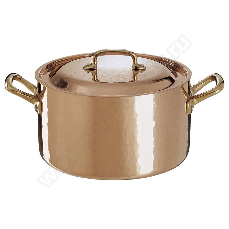 Набор медной посуды 10 предметов Мир Посуды - все для баров и рестаранов, посуда оптом. VXR2IGRM